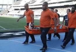 VEJA VÍDEO: Após fraturas, João Paulo é operado com sucesso; árbitro não é afastado