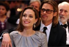 Angelina Jolie tira nome de Brad Pitt de fundação da dupla