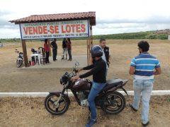 Creci-PB fecha plantão de vendas de loteamento em Juripiranga