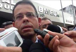 PEDIDO NEGADO: Luiz Antonio tentou revogar cassação e pede autorização para ser prefeito de Bayeux