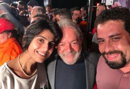Lula encerra a caravana em Curitiba e responsabiliza a Globo por clima de ódio