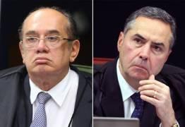 BAIXARIA NO SUPREMO: 'Você é uma pessoa horrível', diz Barroso a Gilmar em sessão do STF – VEJA VÍDEO