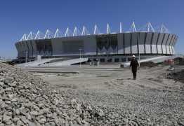 Estádio onde Brasil fará estreia na Copa já tem data para inaugurar