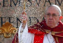 Papa lavará pés de detentos muçulmanos na Quinta Santa