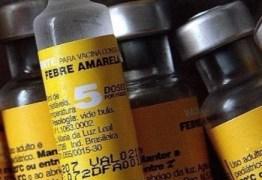 Ministério da Saúde inclui a Paraíba na rota de vacinação contra febre amarela