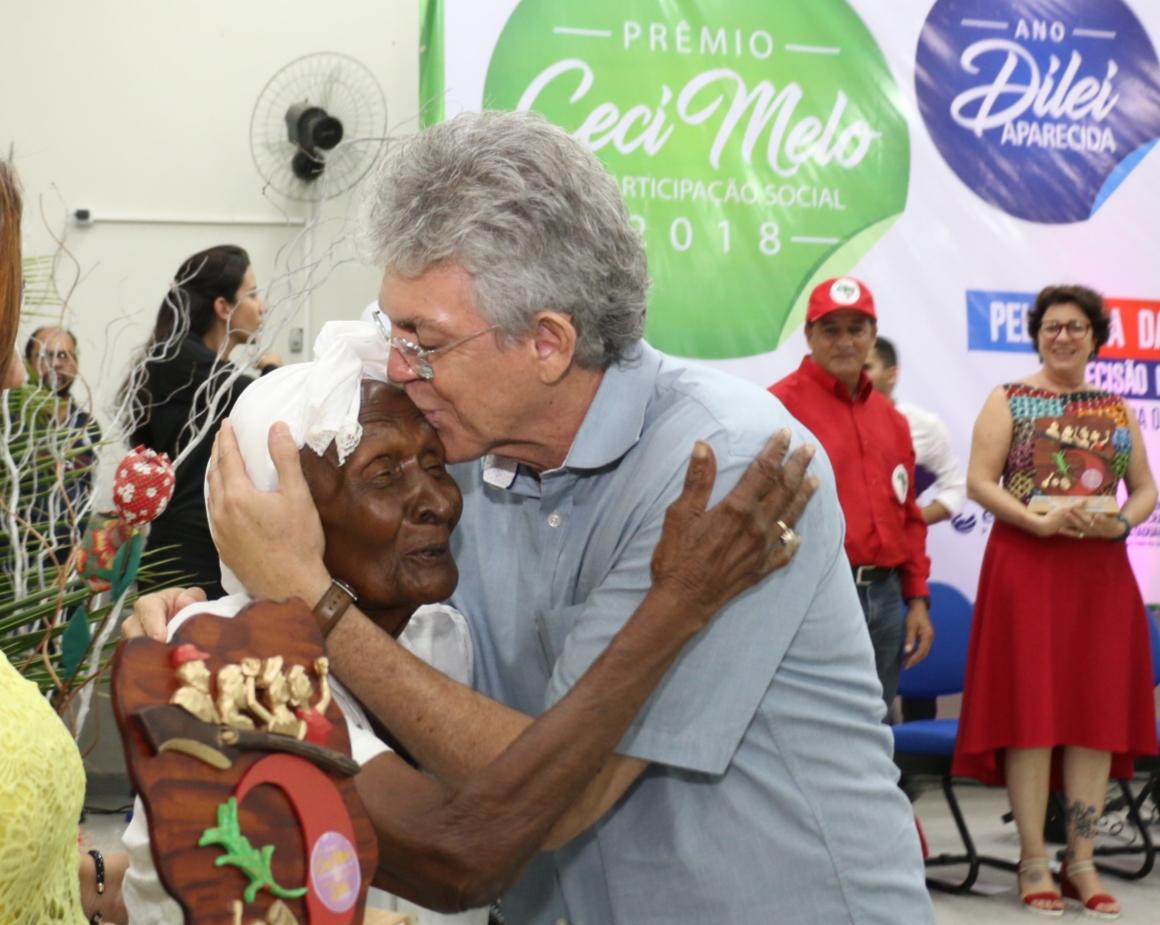 prêmio ceci melo3 foto Francisco França - Ricardo entrega Prêmio Ceci Melo a mulheres que se destacam pela atuação em prol da sociedade