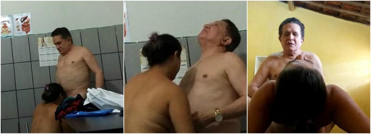 prefeito sexo  - IMAGENS EXPLÍCITAS: Vaza vídeo de prefeito fazendo sexo com pacientes em USF da cidade - VEJA VÍDEO