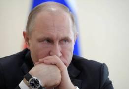 Rússia ordena a expulsão de diplomatas de diversos países