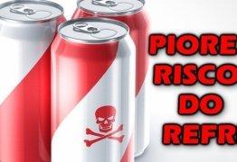 Beber refrigrrante todo dia dobra o risco de morte prematura por doença cardíaca