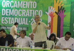 Ricardo participa do ODE em Guarabira e entrega equipamentos para a região