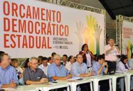ELEIÇÕES 2018: Justiça impede que João Azevedo participe de plenárias do ODE
