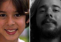 Ex-ator mirim da novela 'Celebridade', Bruno Abrahão hoje quer distância dos holofotes