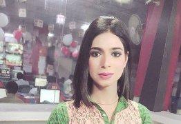 Paquistão tem a primeira apresentadora de TV transgênero do país -VEJA VÍDEO
