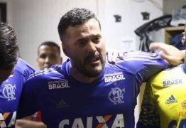 Julio Cesar não vai repensar aposentadoria no Flamengo: 'Me despeço do futebol feliz'