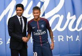 Presidente deixa o PSG nas mãos de Neymar, inclusive a escolha de técnico, diz jornal