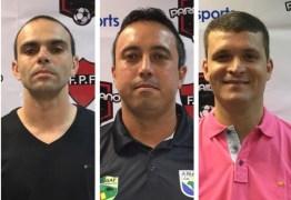 CBF afasta quatro árbitros paraibanos que estão sob investigação na Paraíba; SAIBA QUEM SÃO