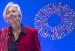 Diretora do FMI diz que tensão comercial entre EUA-China avança para 'diálogo'