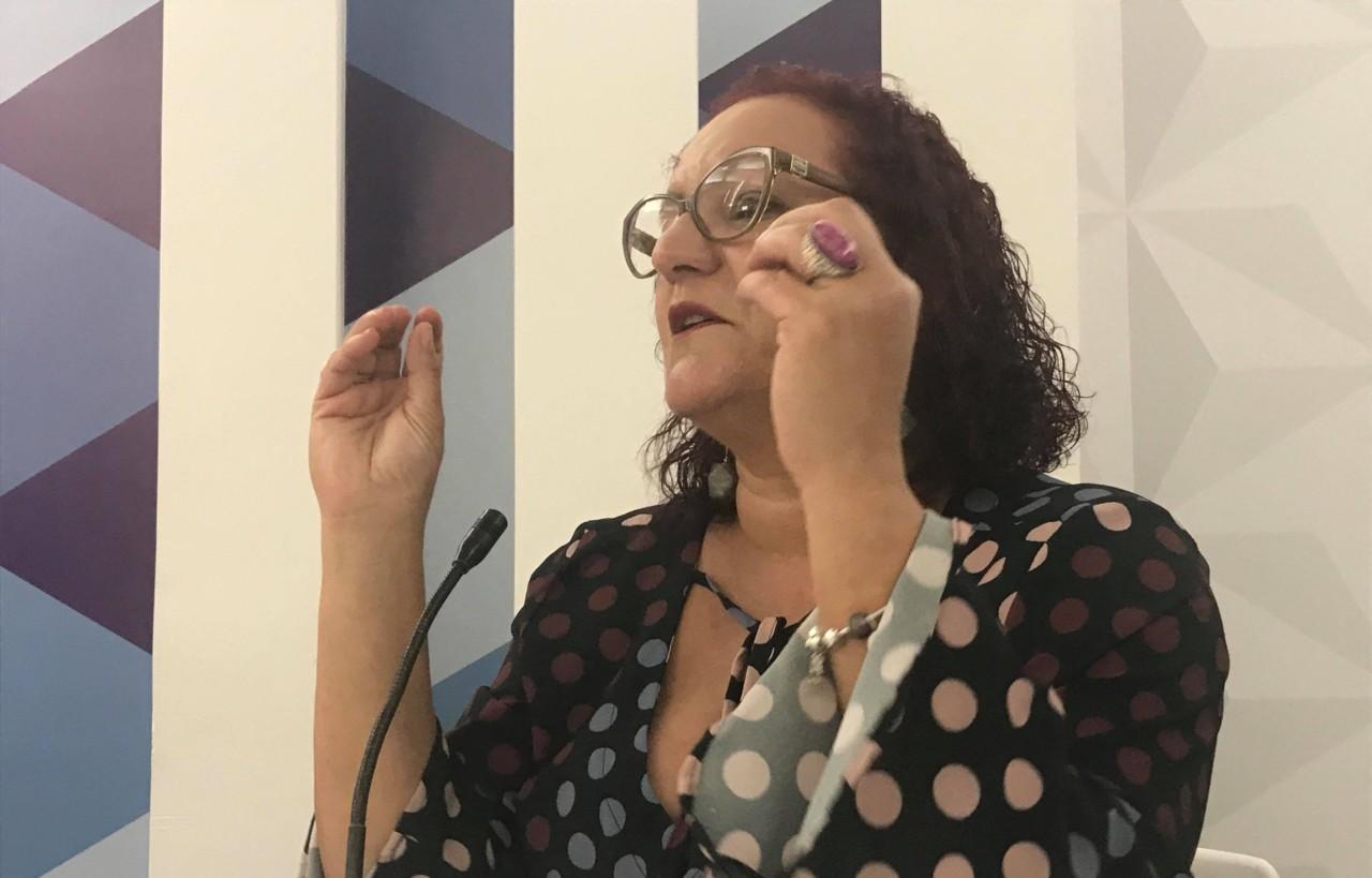 007cb790d564791c273ead656b3e518f - Sandra Marrocos alfineta adversários: 'nós temos pré-candidaturas que representam algo de concreto'; VEJA VÍDEOS