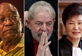 Lula no Brasil, Park na Coreia do Sul e Zuma na África: um dia amargo para 3 ex-líderes mundiais