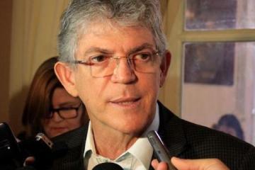 1510604900630 ricardo coutinho - Polícia instaura inquérito para apurar arrombamento ao escritório de Ricardo Coutinho