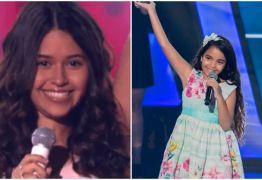 Duas Paraibanas disputam hoje a final do The Voice Kids, fique atento ao novo horário