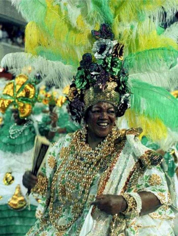 1 ivone 6455929 - Morre aos 97 anos cantora Dona Ivone Lara