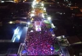 59 ANOS DE EMANCIPAÇÃO: Alhandra encerra festividades com sucesso de público