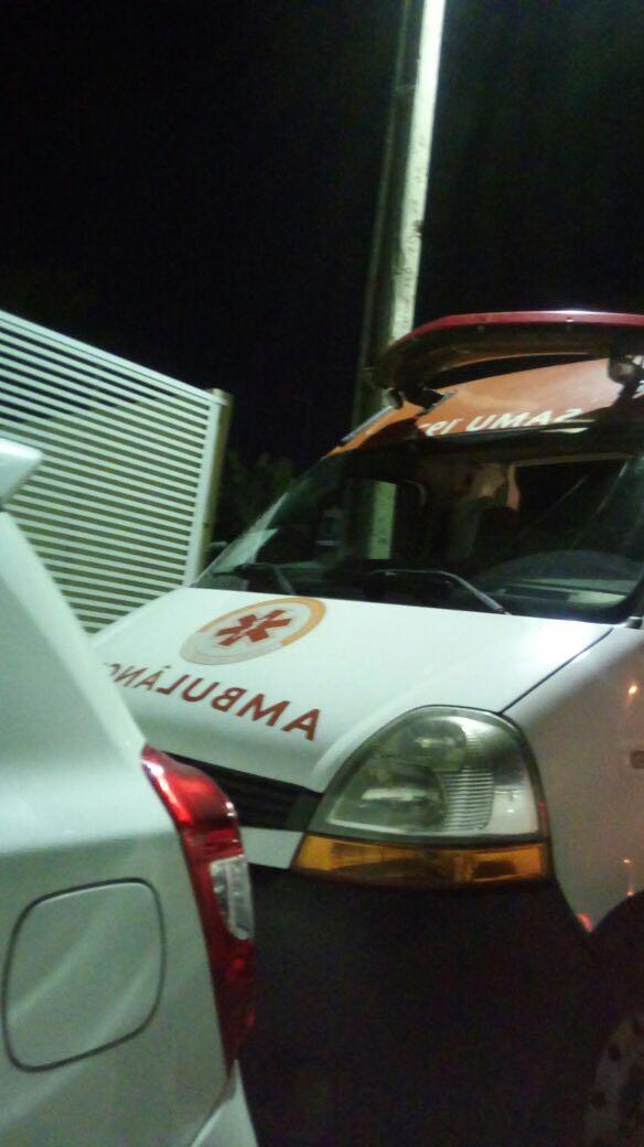 9e4ecc62 0cb0 436b 86ab 8ded0fddf696 1 - Equipe do Samu da cidade de Mamanguape abandona posto de trabalho para comemorar aniversário da chefe; VEJA VÍDEOS