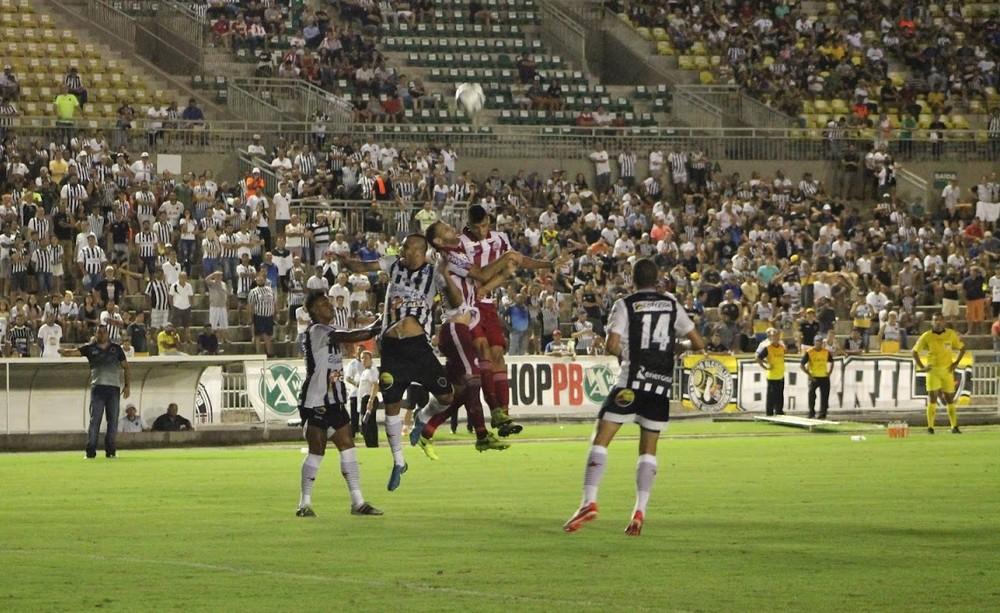 BOTAFOGO - Botafogo-PB visita o Remo-PA de olho no G-4 da Série C