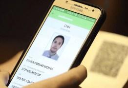 Começa nesta sexta-feira a emissão da CNH digital; saiba como ter acesso