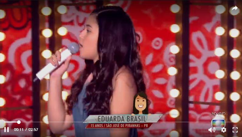 Capturar 11 - THE VOICE KIDS: Eduarda Brasil empolga com 'Frevo Mulher' e canta 'Chorando se Foi' com Simone e Simaria