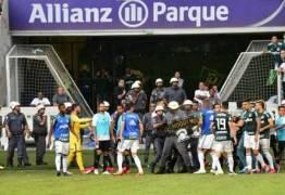 Palmeiras vai ao TJD-SP e pede impugnação de final do Paulista