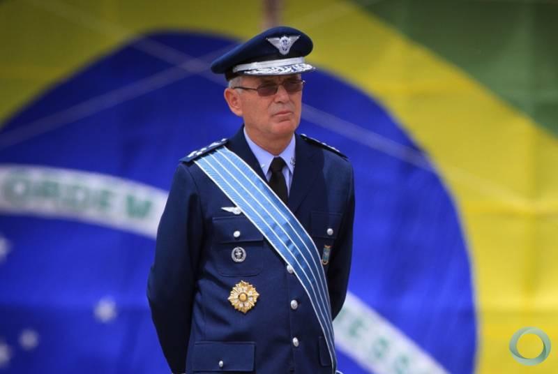 Nivaldo Luiz Rossato - Comandante da aeronáutica afirma que democracia e integridade institucional serão testadas hoje