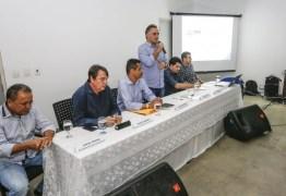 Luciano Cartaxo reúne secretariado em João Pessoa e define metas de gestão para os proximos anos