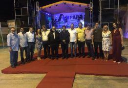Rômulo visita cinco cidades e participa de atividades de emancipação, culturais e esportivas ao lado de prefeitos e vereadores
