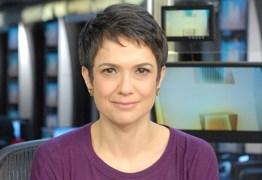 "Sandra Annenberg chama Temer de ""ex-presidente"" e pede desculpas"
