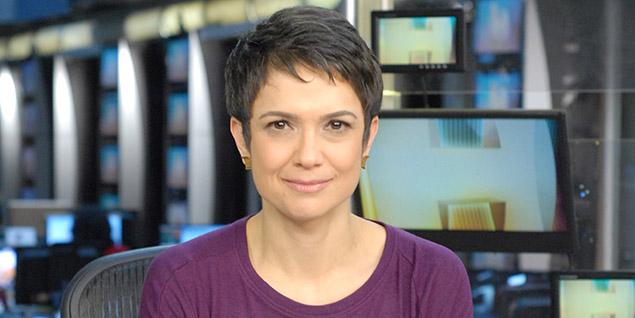 Sandra - Sandra Annenberg explica motivos que a fizeram manter o cabelo sempre curto