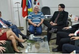 Durante visita ao presidente da CMJP, general destaca trabalhos executados pelo exército na Paraíba
