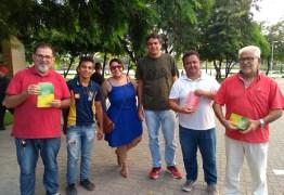 CAMPANHA: PT define locais de mobilizações em prol de Lula nesta quarta em JP