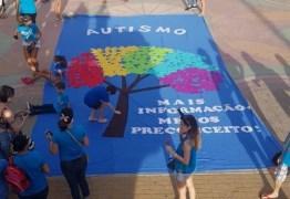 Neste domingo caminhada promove conscientização sobre o autismo na capital – VEJA VÍDEO