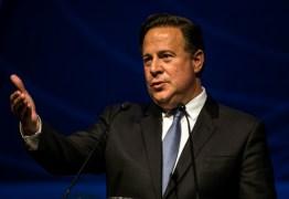 Venezuela anuncia restabelecimento das relações com o Panamá