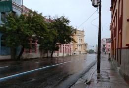 João Pessoa registra 32 mm de chuvas em 24 horas; confira a previsão do tempo para o estado