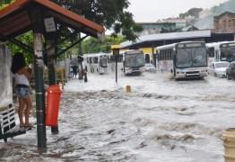 ALERTA: Instituto informa risco de inundações em João Pessoa
