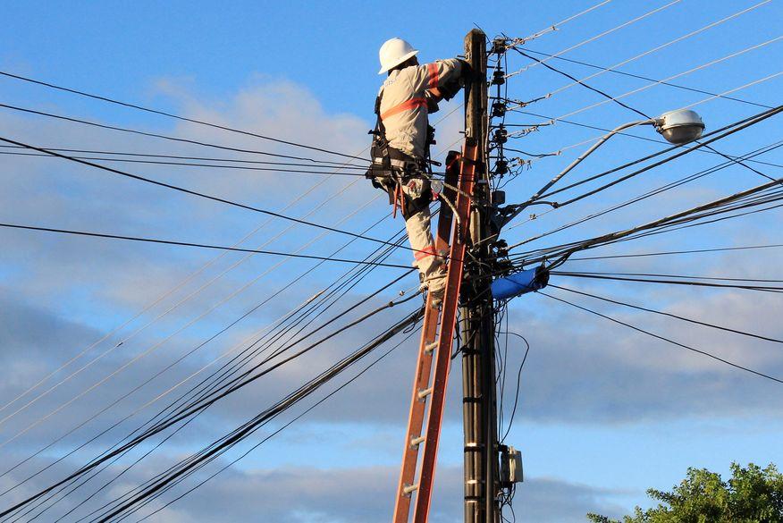 energisa rede eletrica walla santos - Energisa e Polícia Civil identificam focos de furto de energia no Sertão da Paraíba