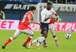Copa do Mundo: Fifa indicia Rússia por caso de racismo em amistoso com a França