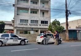 'OPERAÇÃO CARTOLA': Polícia Civil e MPPB investigam crimes cometidos pela FPF, árbitros e TJD-PB