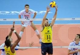 Paraibano Thiaguinho é convocado para a seleção brasileira adulta de vôlei