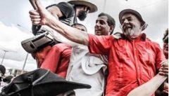 Em suas redes sociais, Gervásio destaca a importância de Lula para o Nordeste