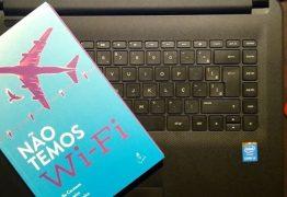 """""""Não temos Wi-Fi"""" reúne textos de Lau Siqueira, Cyelle Carmem, Letícia Palmeira e Linaldo Guedes e será lançado dia 2"""