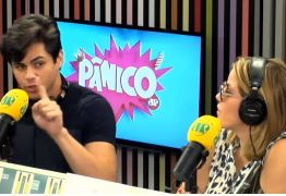 VEJA VÍDEO: Lucas Veloso revela que começou a fazer humor para tirar a mãe da depressão